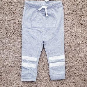 🎯NWT Gymboree Gray Jogger Pants 2T